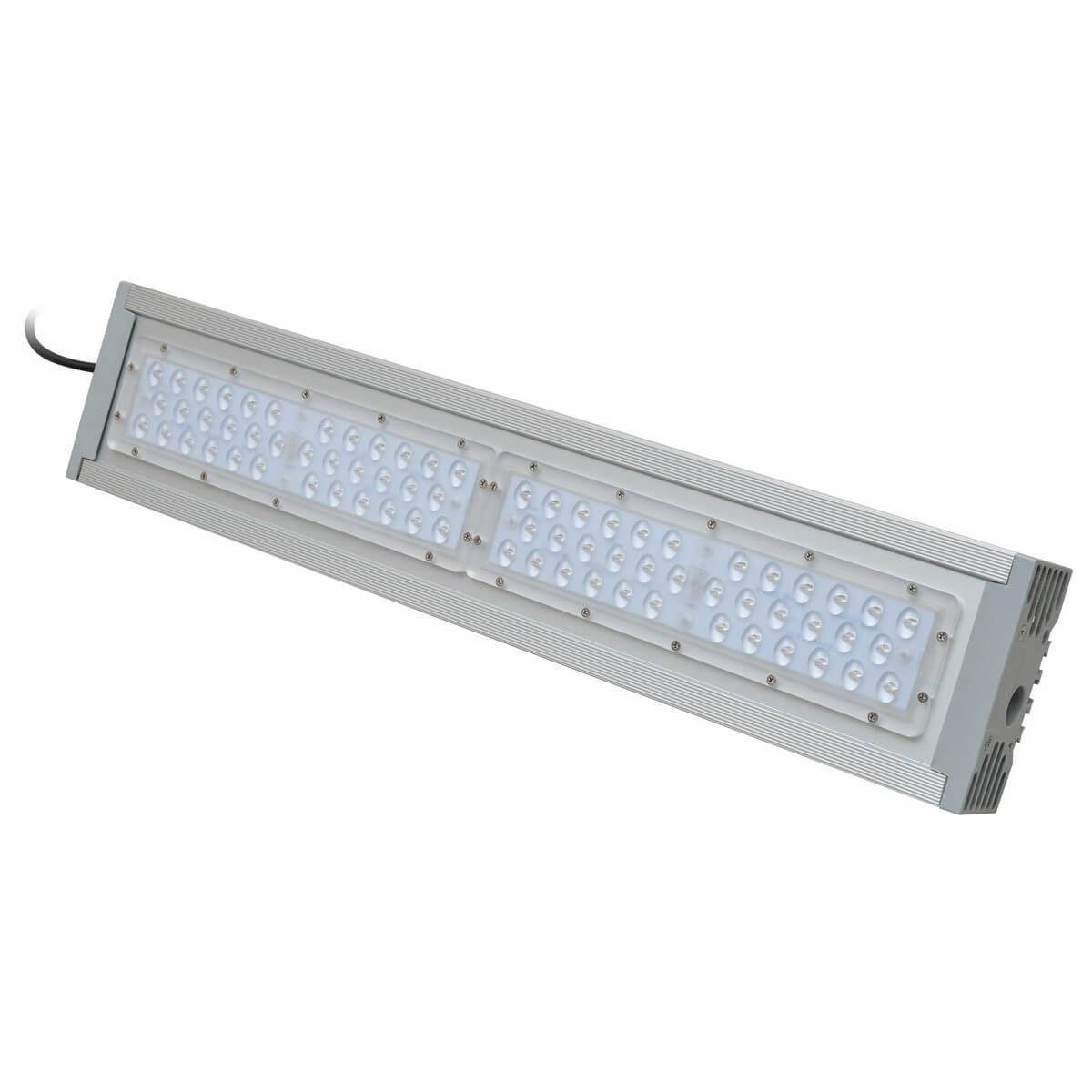Уличный светодиодный светильник (UL-00004206) Uniel ULV-R24J-120W/5000К IP65 Silver уличный светодиодный светильник ul 00003301 uniel ulg r001 020 rgb ip65 ball