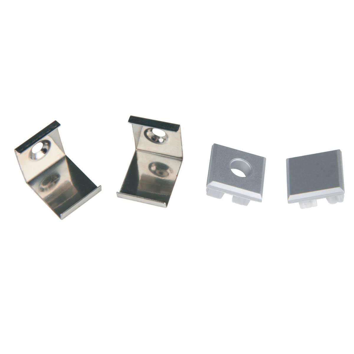 Набор аксессуаров Uniel UFE-N05 Silver UFE-N