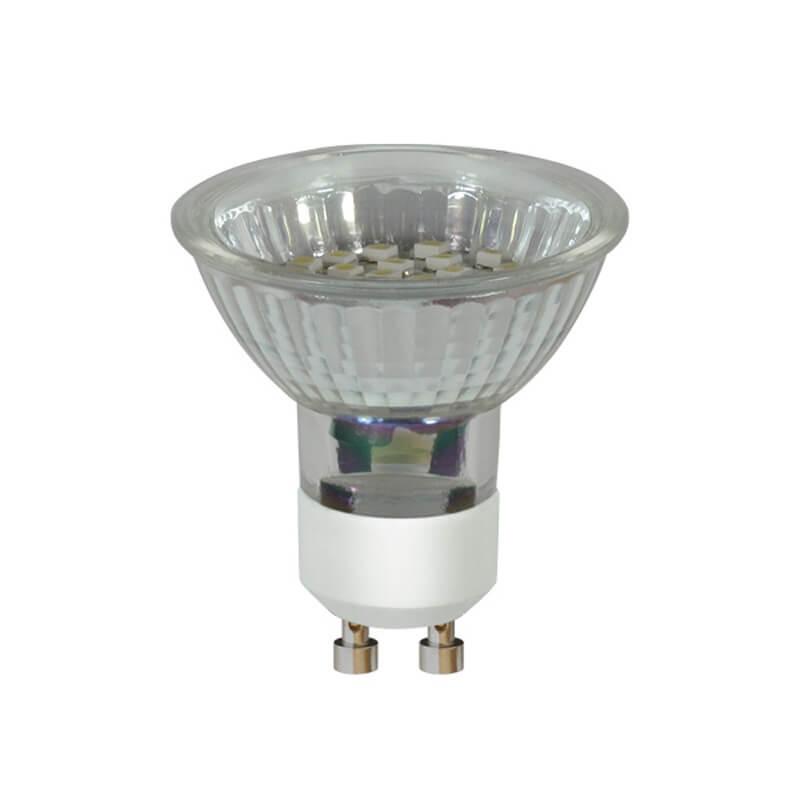 Лампочка Uniel LED-JCDR-SMD-1,2W/NW/GU10 LED-JCDR