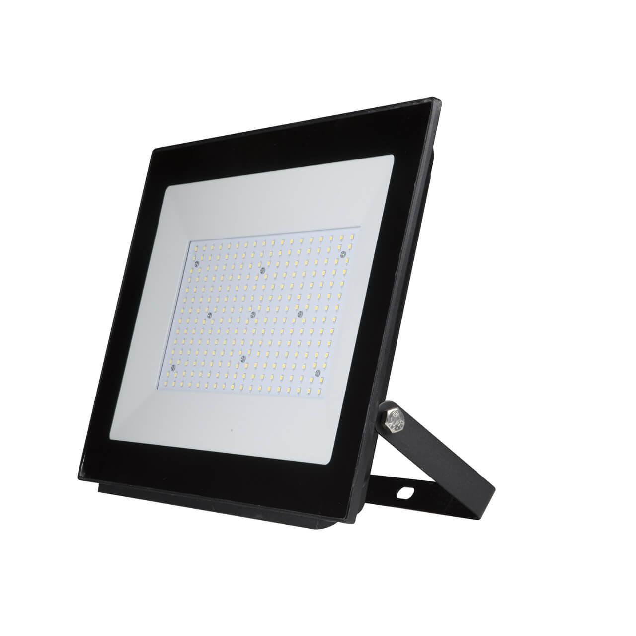 Прожектор Uniel ULF-F20-150W/6500K IP65 195-250В black ULF-F20