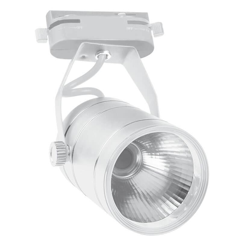 Светильник Volpe ULB-Q251 9W/NW/K White ULB-Q250 (для однофазного шинопровода) фото