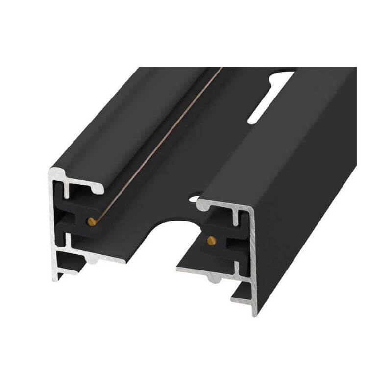Шинопровод однофазный (UL-00001283) Volpe UBX-Q121 KS2 Black 100 Polybag цена 2017