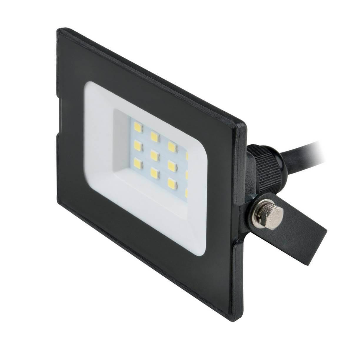 Прожектор Volpe ULF-Q513 10W/3000K IP65 220-240В BLACK
