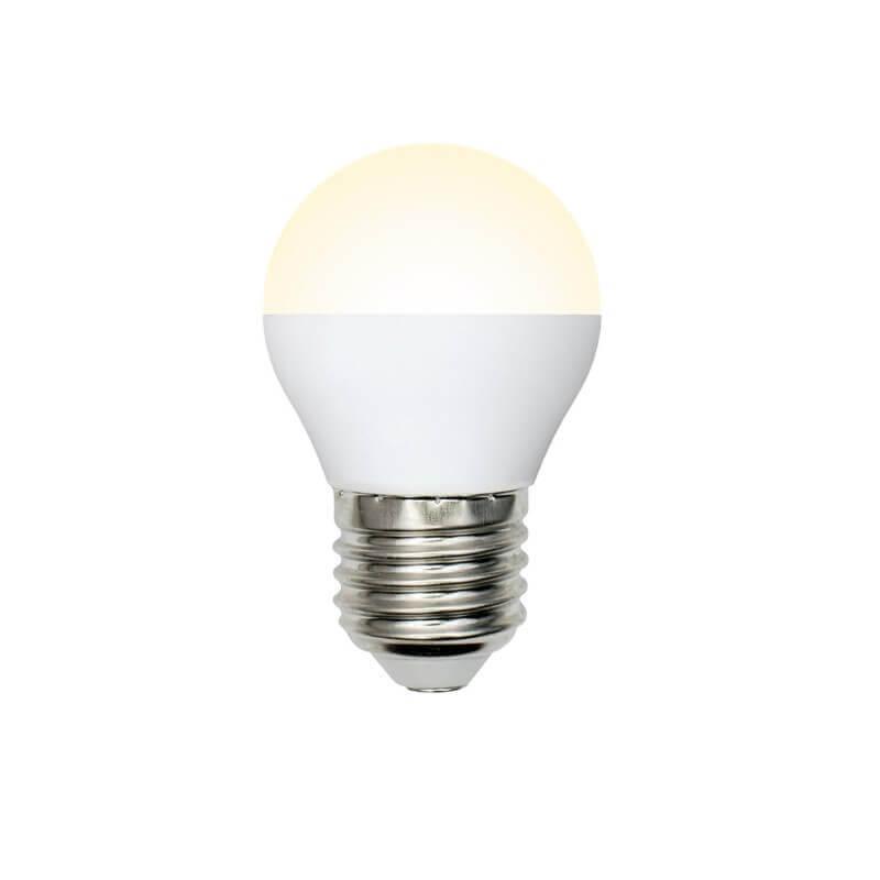 Лампочка Volpe LED-G45-7W/WW/E27/FR/NR LED-G45