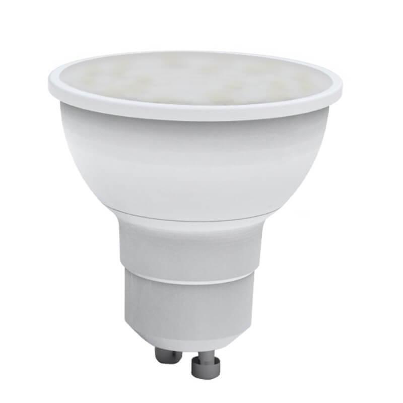Лампа светодиодная (UL-00003840) GU10 10W 4000K матовая LED-JCDR-10W/NW/GU10/NR