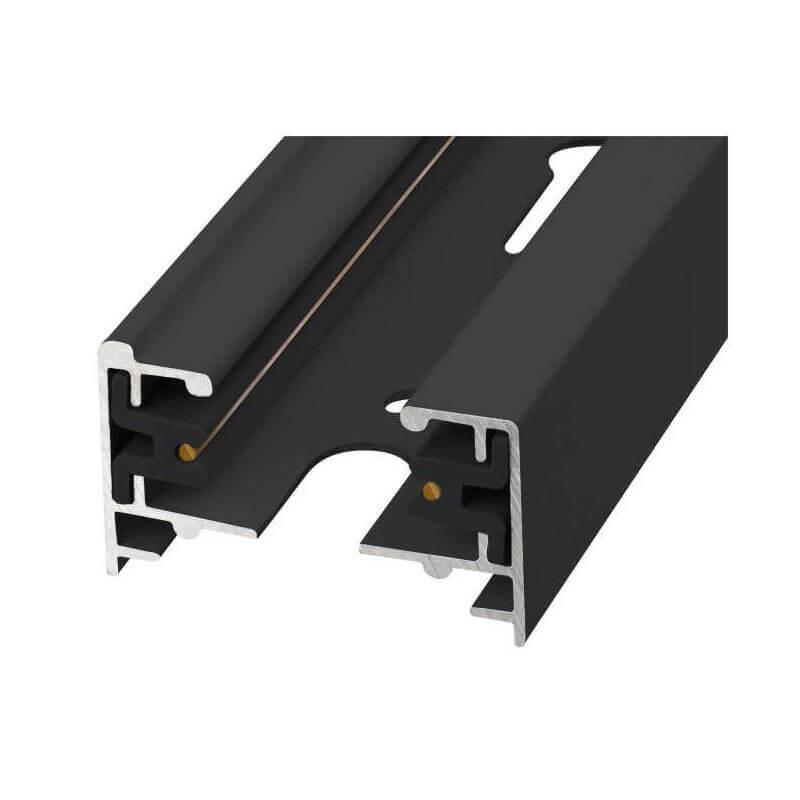 Шинопровод однофазный (UL-00001285) Volpe UBX-Q121 KS2 Black 300 Polybag цена 2017