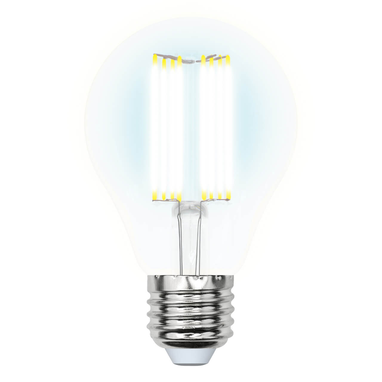 Лампочка Volpe LED-A70-23W/4000K/E27/CL PLS02WH Norma LED-A70