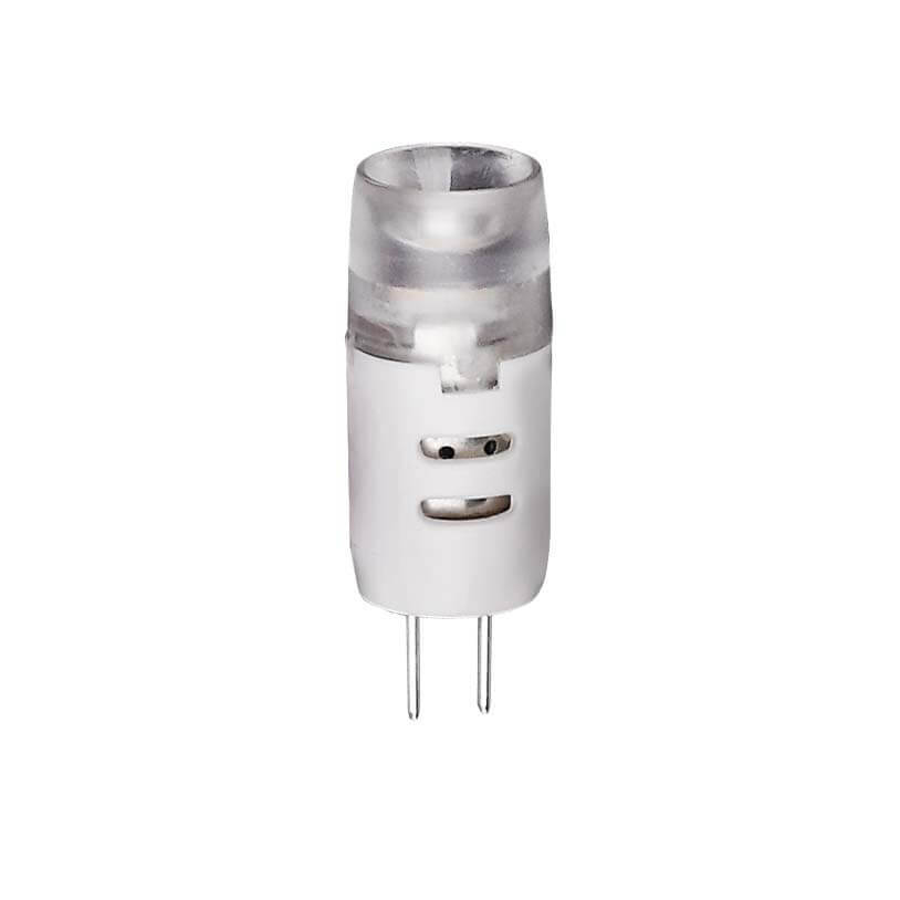 цена Лампочка Volpe LED-JC-2W/WW/G4/FR/S LED-JC онлайн в 2017 году