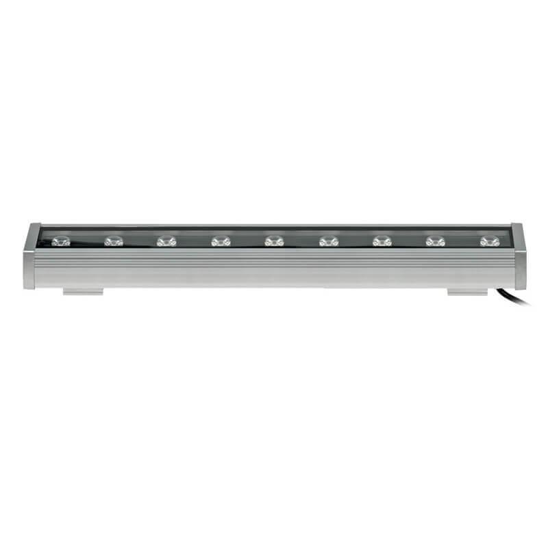 Прожектор Volpe ULF-Q552 9W/NW IP65 Silver ULF-Q