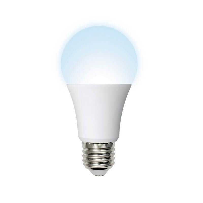 Лампа светодиодная (UL-00004025) E27 16W 6500K матовая LED-A60-16W/DW/E27/FR/NR