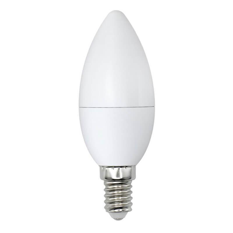 Лампочка Volpe LED-C37-9W/NW/E14/FR/NR LED-C37