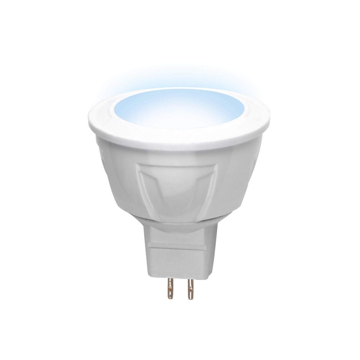Лампа светодиодная (09458) GU5.3 5W 4500K JCDR матовая LED-JCDR-5W/NW/GU5.3/S