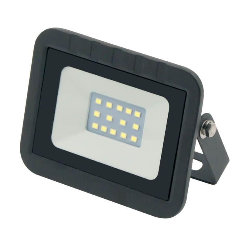 Прожектор светодиодный (UL-00003286) Volpe 10W 3000K ULF-Q511 10W/WW IP65 220-240В Black