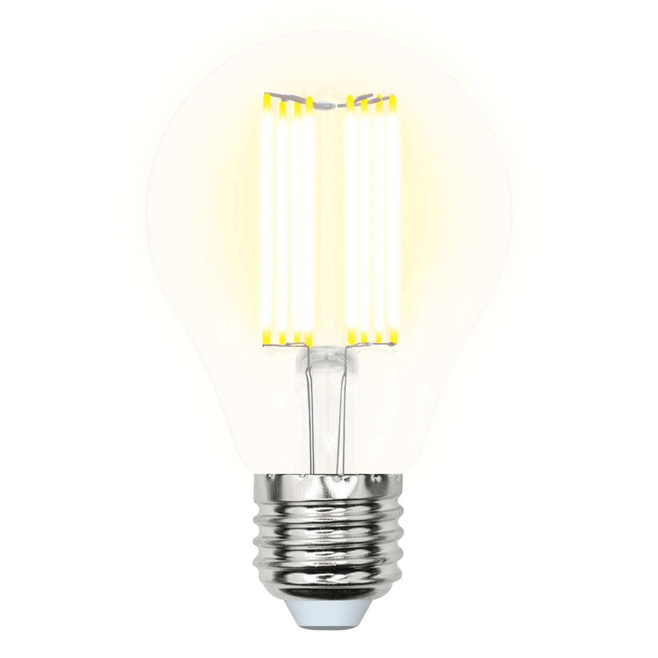 Лампочка Volpe LED-A70-23W/3000K/E27/CL PLS02WH Norma LED-A70