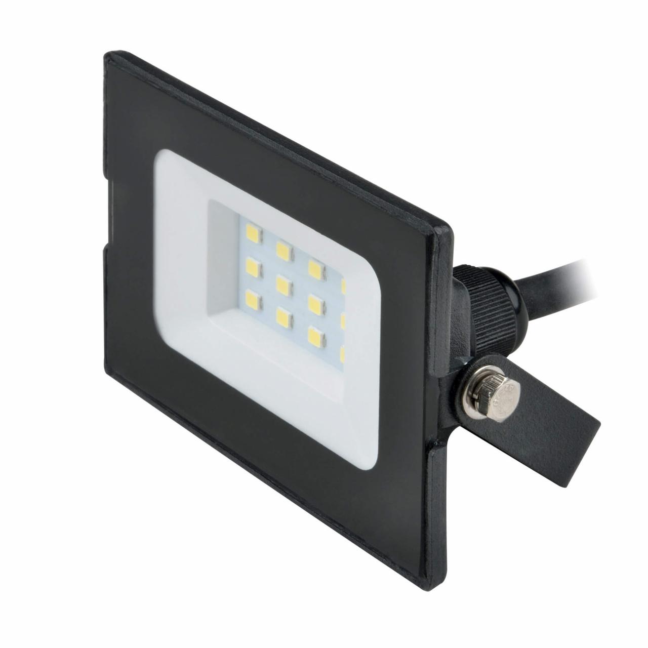 Прожектор Volpe ULF-Q513 10W/RED IP65 220-240В BLACK