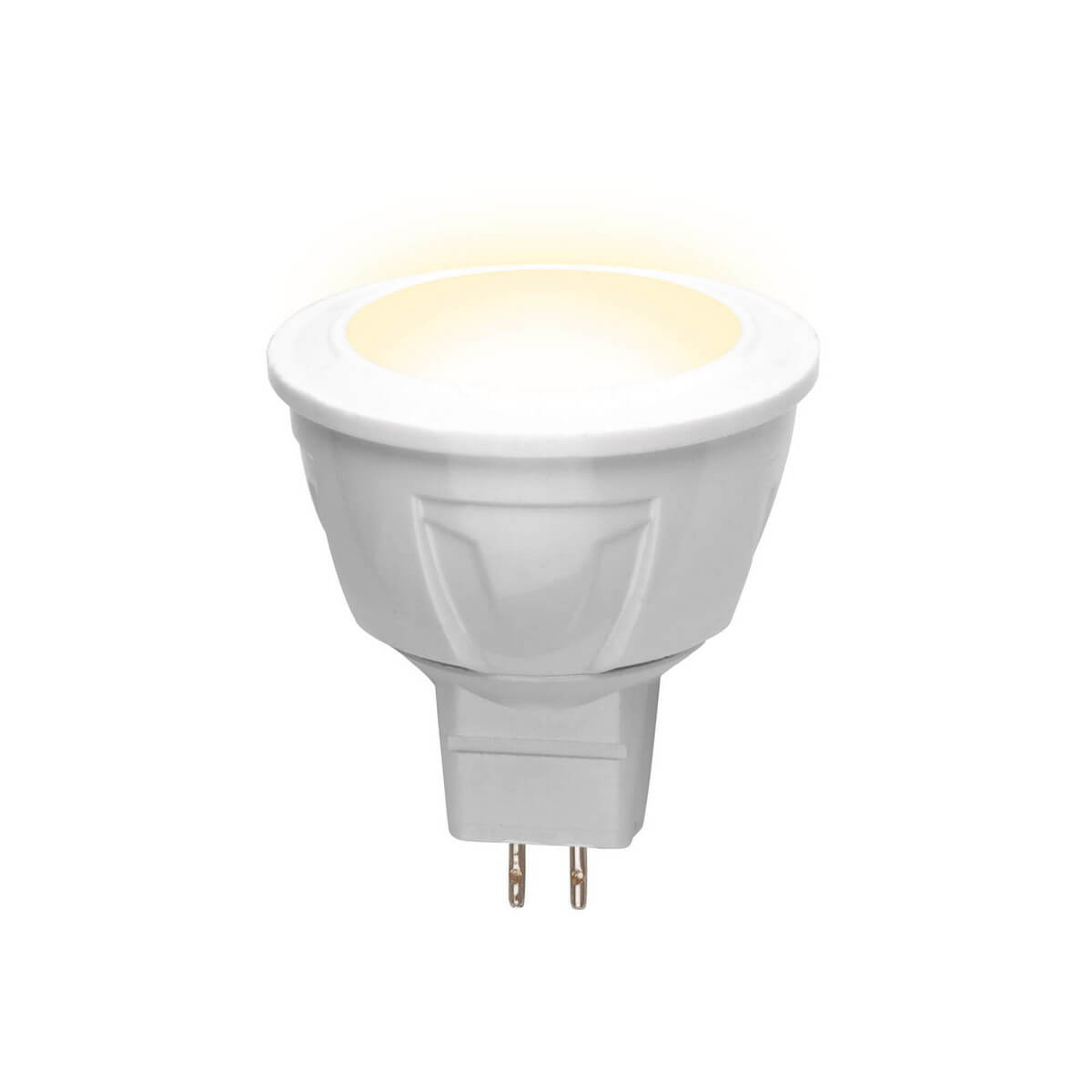 Лампочка Volpe LED-JCDR-5W/WW/GU5.3/S LED-JCDR