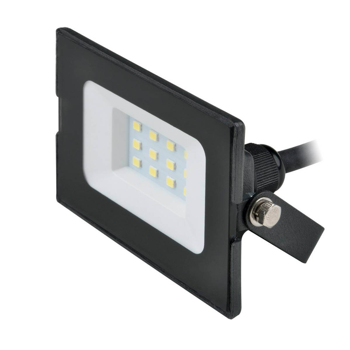 цена на Прожектор Volpe ULF-Q513 10W/BLUE IP65 220-240В BLACK ULF-Q513