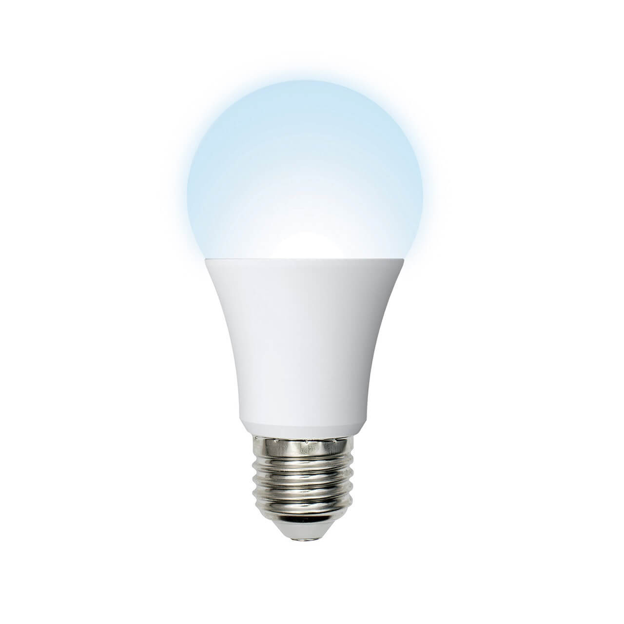 Лампа светодиодная (UL-00001065) E27 7W 4000K матовая LED-A60-7W/NW/E27/FR/O