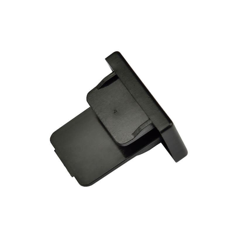 Заглушка Volpe UFB-Q121 C21 Black 1 Polybag UFB-Q121 (для однофазного шинопровода)