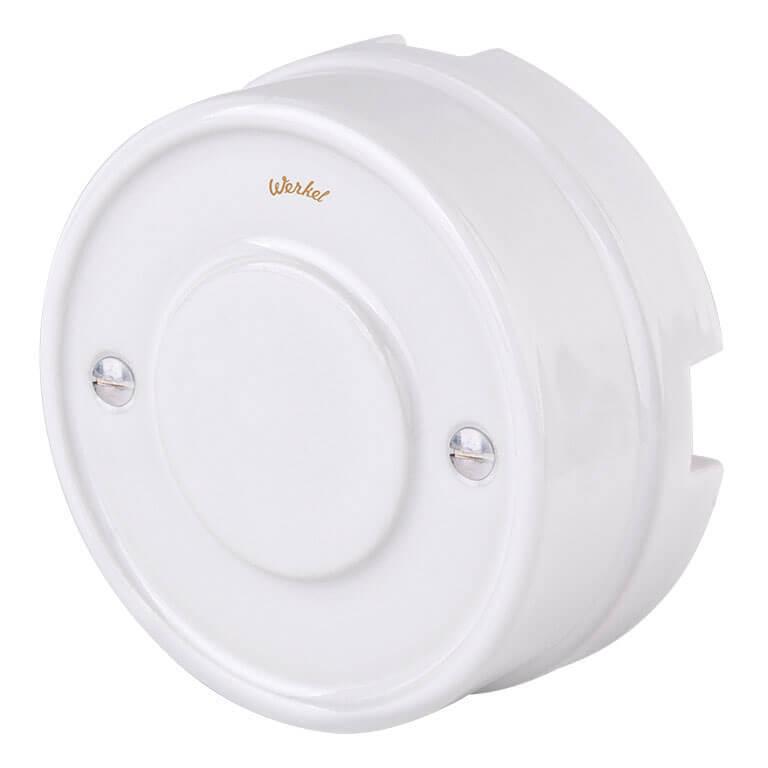 Коробка Werkel 4690389100628 Retro белый