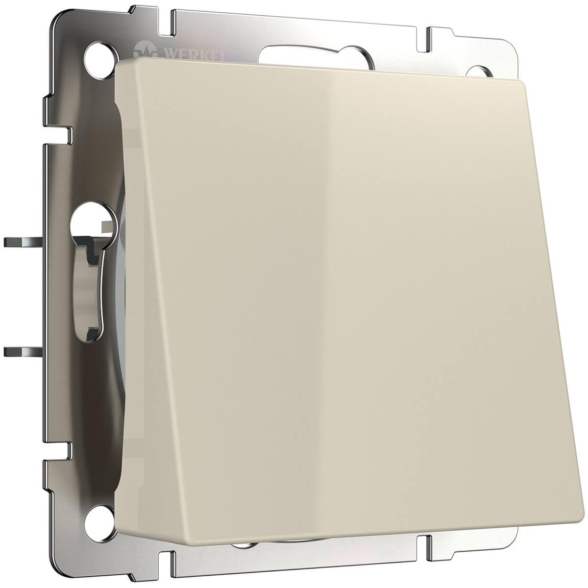 Вывод кабеля слоновая кость WL03-16-01 4690389099854 цена и фото