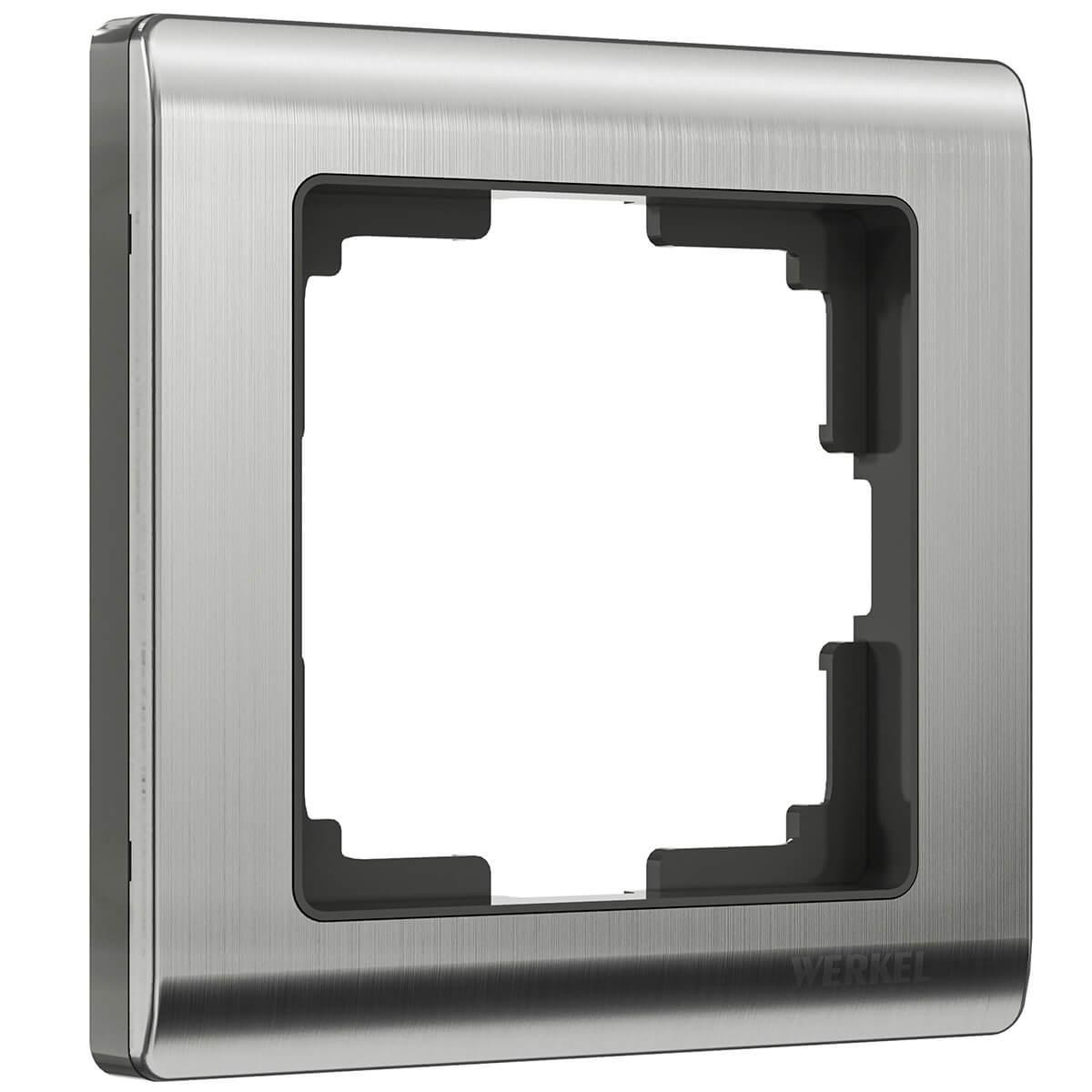 Рамка Werkel 4690389045905 Metallic