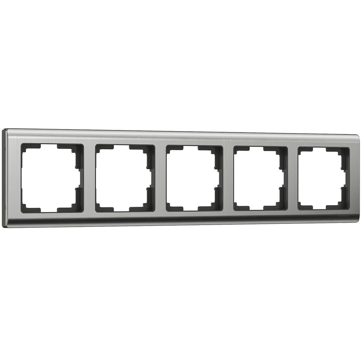 Рамка Werkel 4690389059322 Metallic