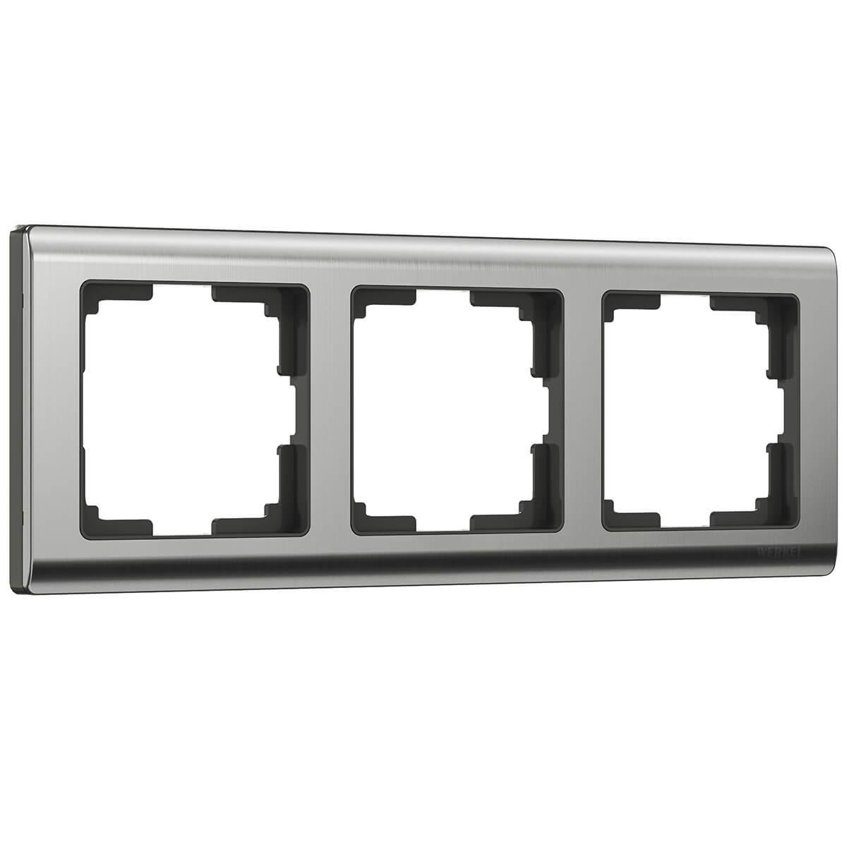 Рамка Werkel 4690389045929 Metallic