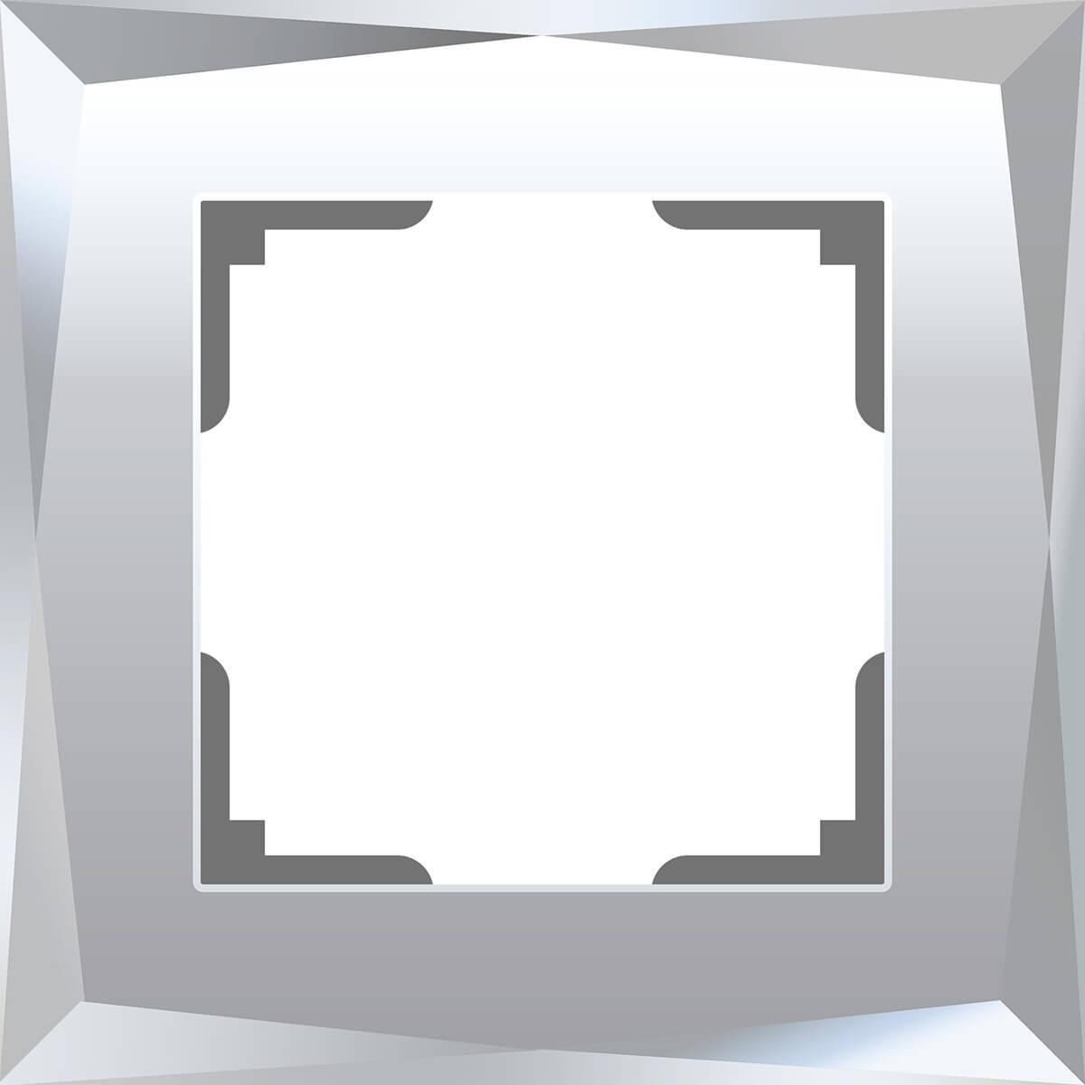 Рамка Werkel 4690389143816 Diamant фото