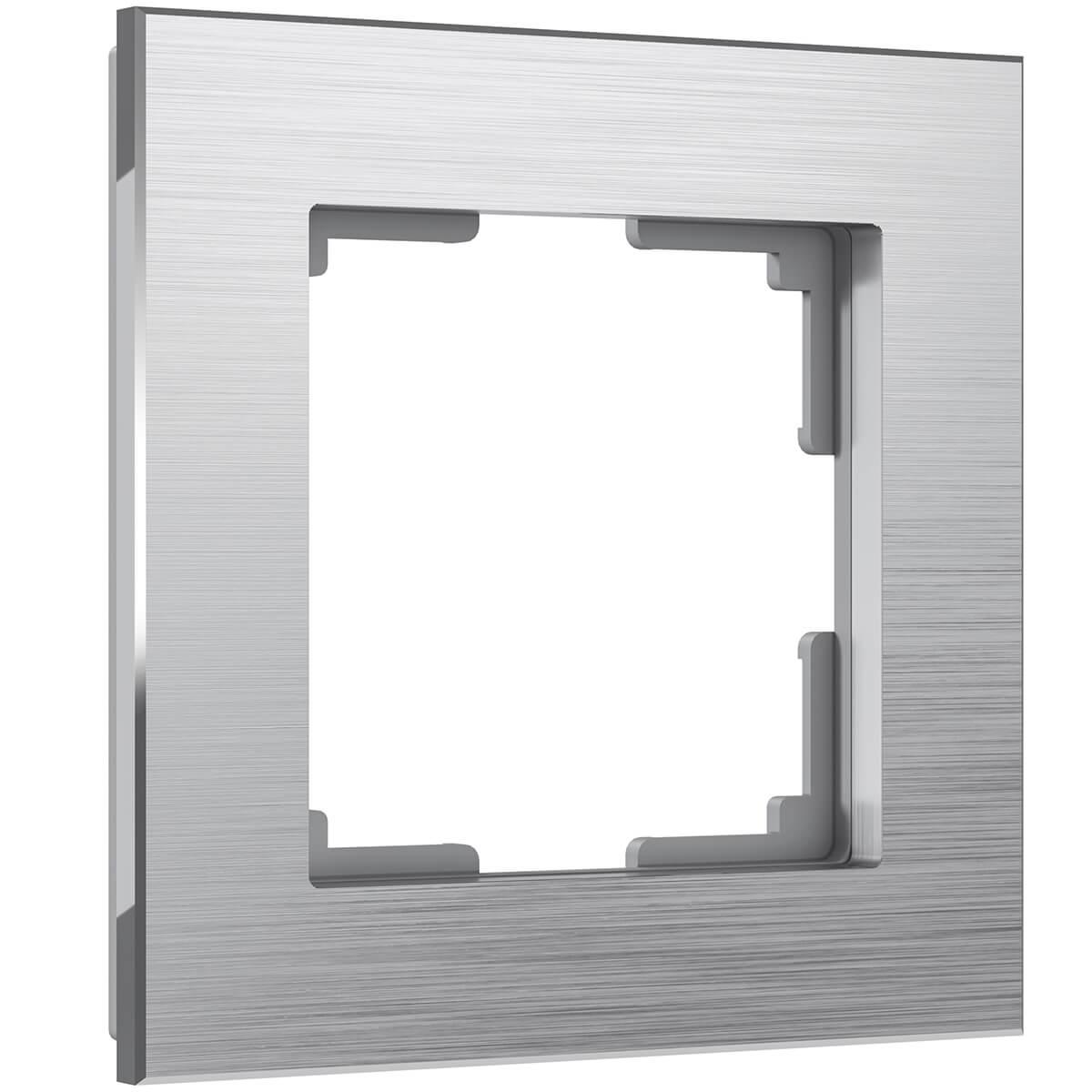 Рамка Werkel 4690389073625 Aluminium