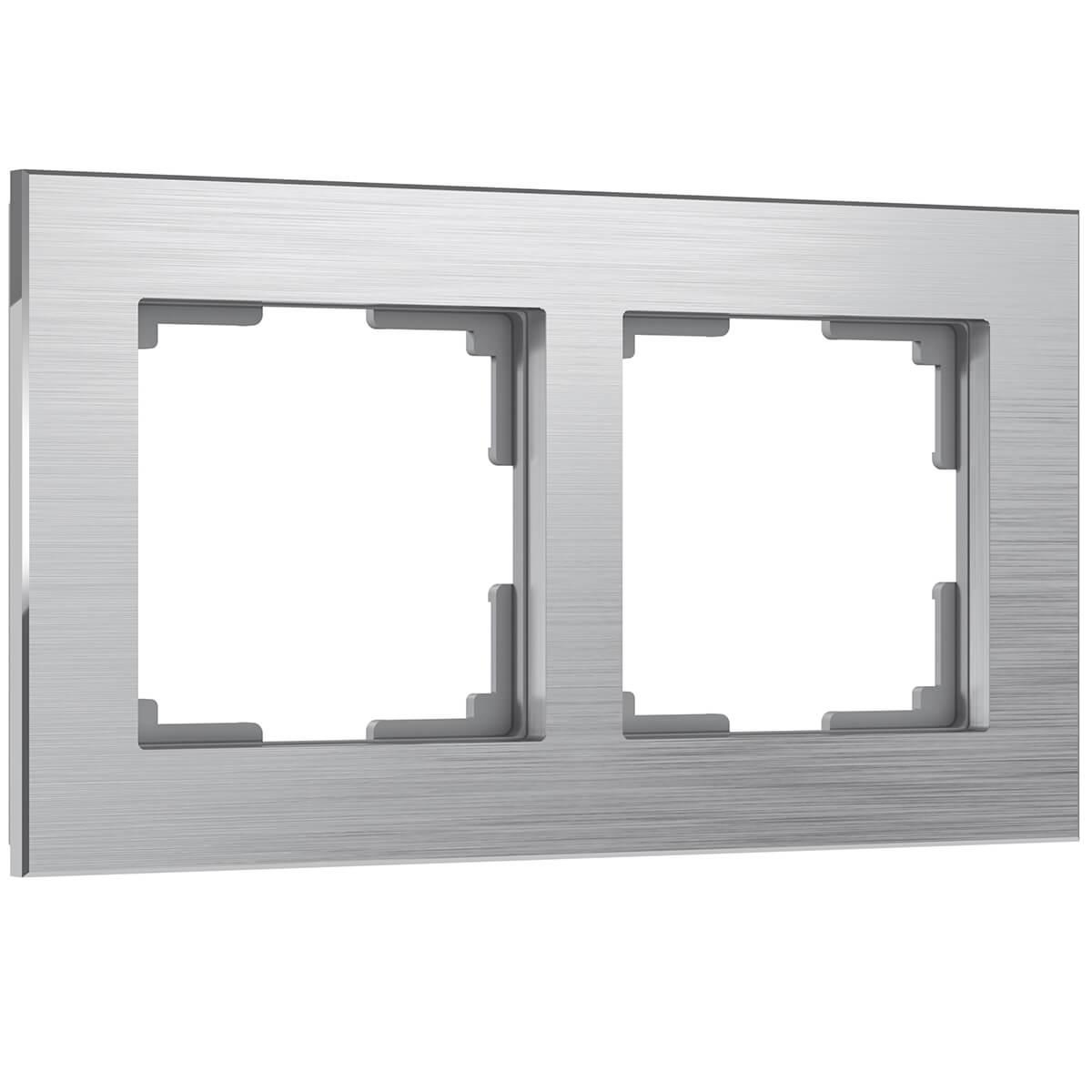 Рамка Werkel 4690389073632 Aluminium фото