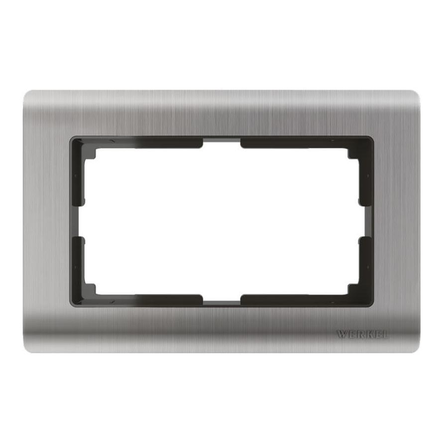 Рамка Werkel 4690389147074 Metallic