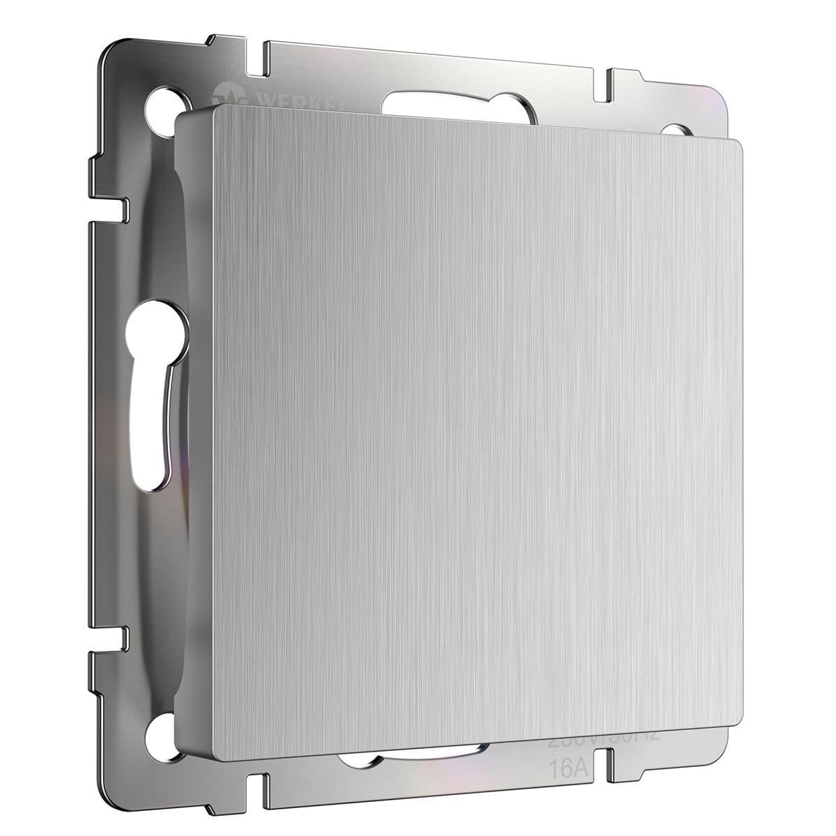 цена на Декоративная заглушка серебряный рифленый WL09-70-11 4690389130069