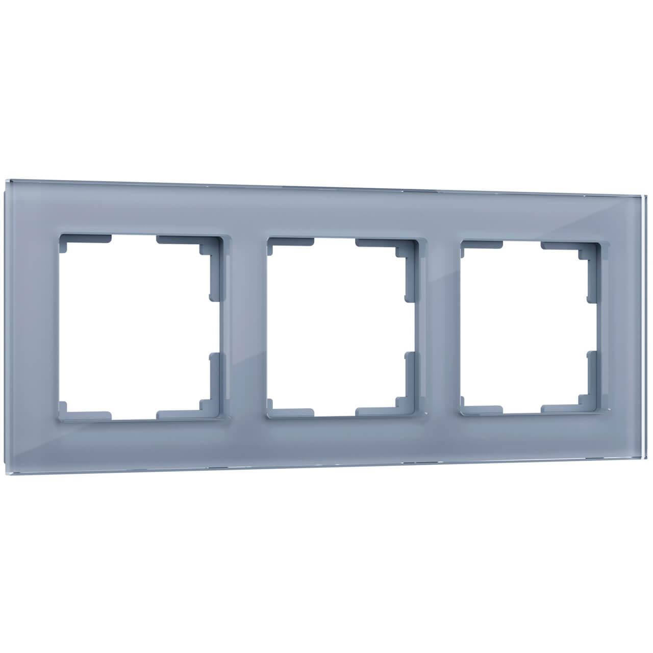 Рамка Werkel 4690389159824 Favorit серый