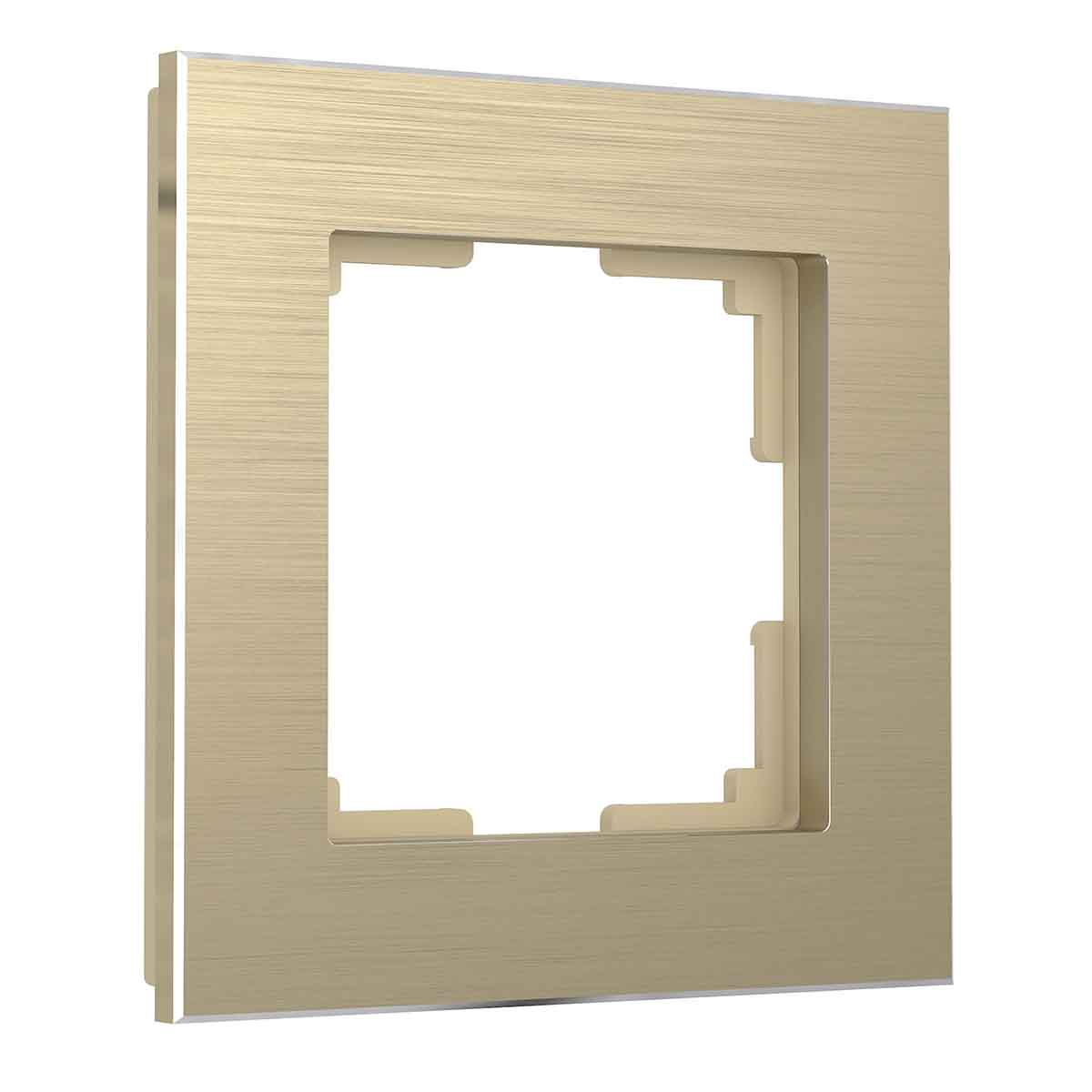 Рамка Werkel 4690389158001 Aluminium